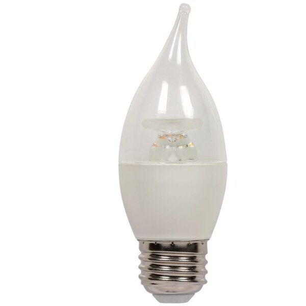 7W Medium Base C13 LED Light Bulb by Westinghouse Lighting