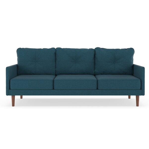 Cowan Cross Weave Sofa By Corrigan Studio