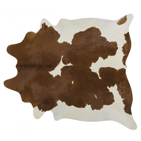 Handmade Brown / White Area Rug by Pergamino