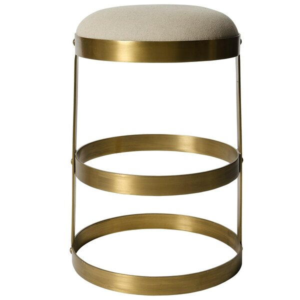Dior Metal 26 Bar Stool by Noir
