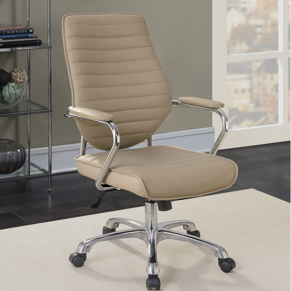 Seder Contemporary Office Chair by Wrought Studio