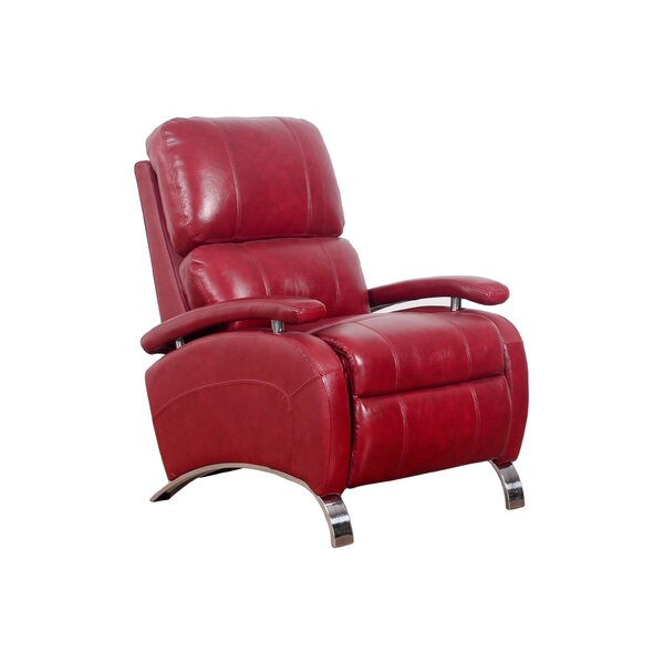 Oracle Leather Recliner by Barcalounger