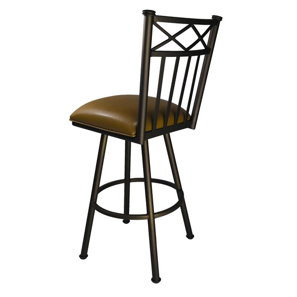 Arcadia 30 Swivel Bar Stool by Callee