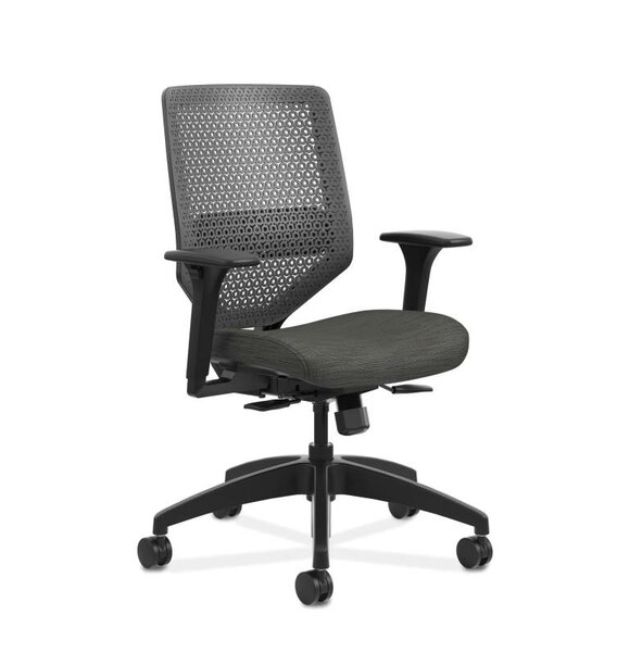 Solve Mid-Back Mesh Desk Chair by HON