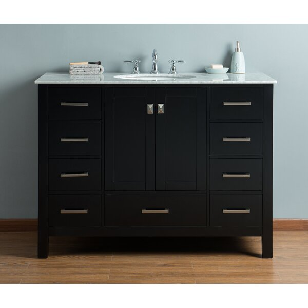 Ankney 48 Single Bathroom Vanity Set by Brayden Studio