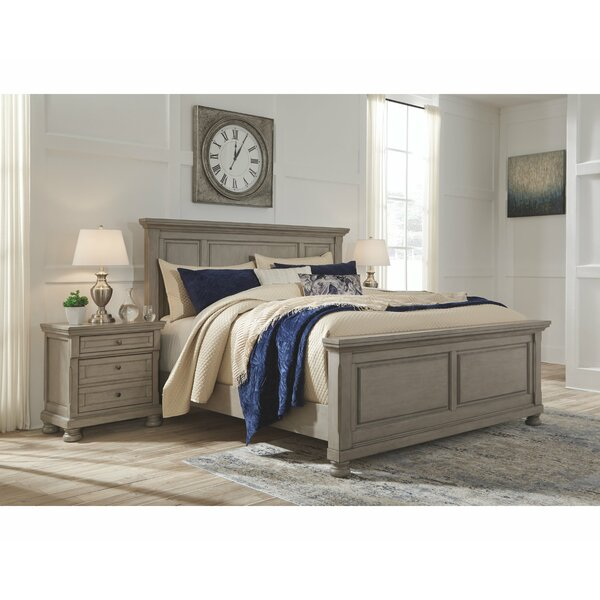 Fuente Panel Headboard by Alcott Hill