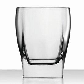 Rossini Double Old Fashioned Glass (Set of 4) by Luigi Bormioli