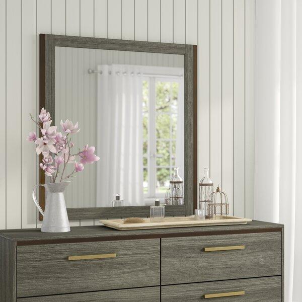 Adam Rectangular Dresser Mirror by Laurel Foundry Modern Farmhouse