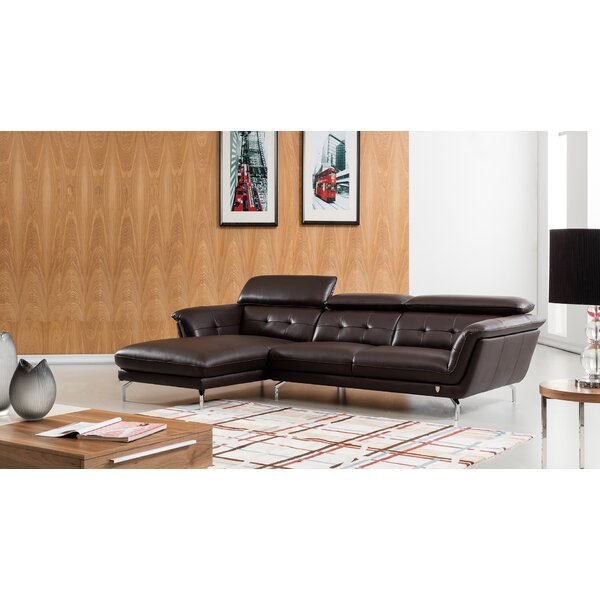 Eager Sectional by Orren Ellis