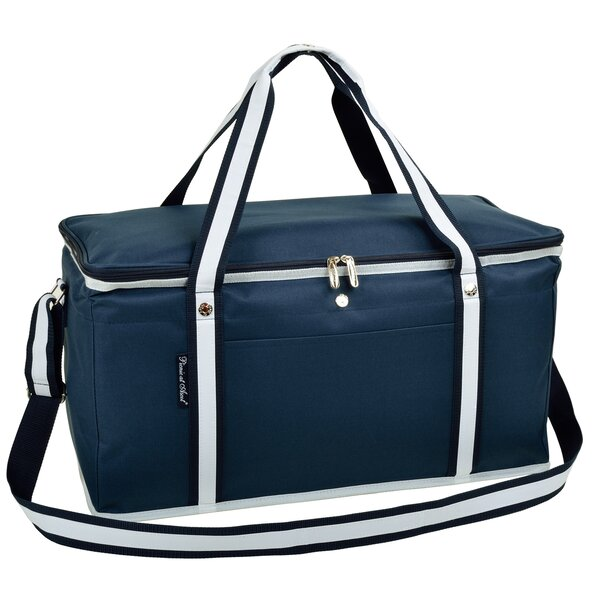 36 Quart Navy Ultimate Day Cooler by Picnic at Ascot