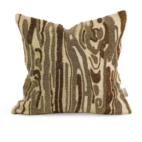 Crowder Cotton Throw Pillow by Fleur De Lis Living