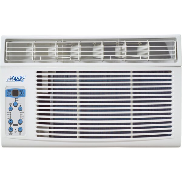 8,000 BTU Energy Star Window Air Conditioner with Remote by Arctic King
