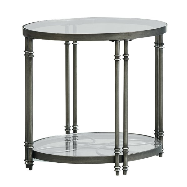 Dillsboro End Table By Breakwater Bay