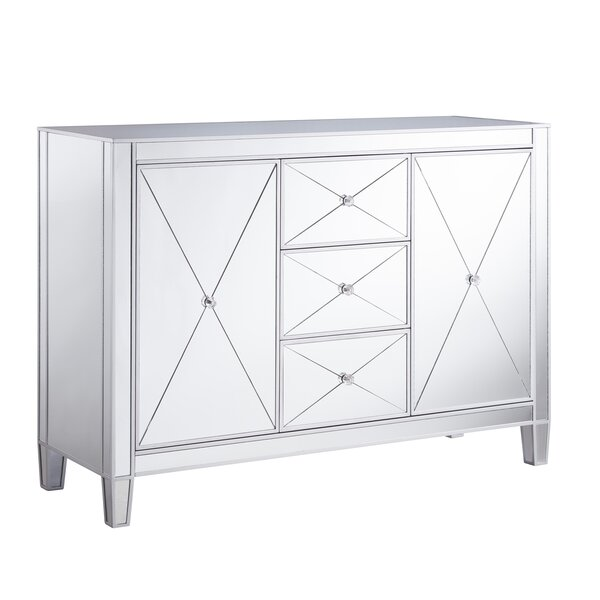 Stgeorge 2 Door Accent Cabinet by House of Hampton