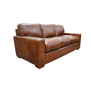 City Craft Leather Sofa by Omnia Leather