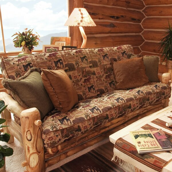 Aspen Heirloom Sofa by Mountain Woods Furniture