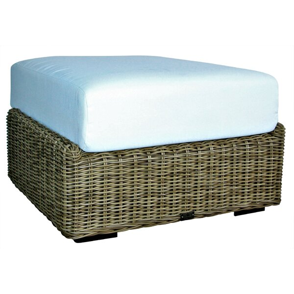 El Nido Ottoman with Cushion by E9-Halo