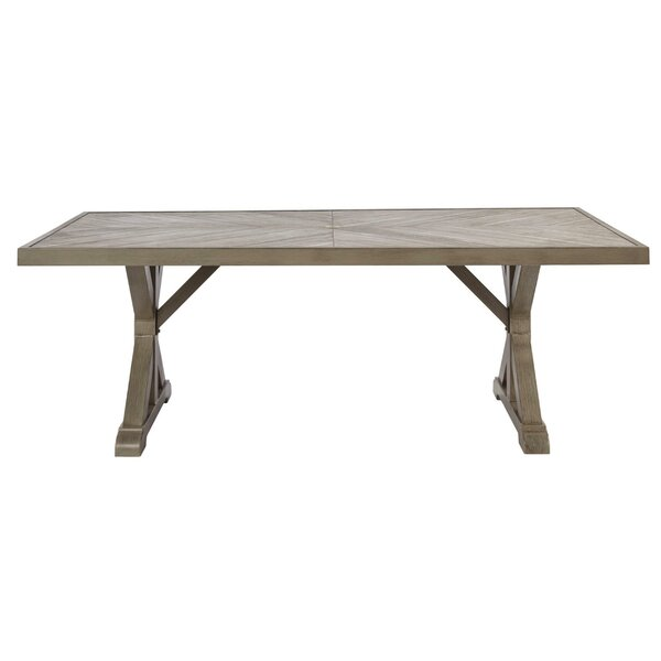 Thorger Dining Table by Gracie Oaks