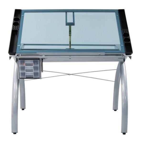 Dash Glass Drafting Table