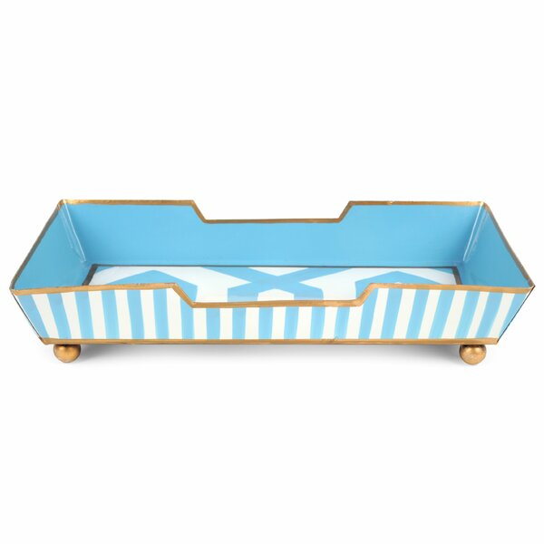 Madison Guest Towel Tray by Malabar Bay, LLC