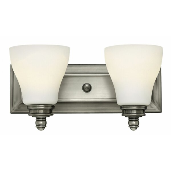 Claire 2-Light Vanity Light by Hinkley Lighting