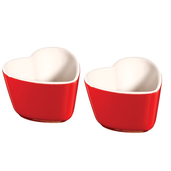 Novelty Shaped Ramekin Set by Staub
