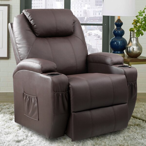 Aairah Power Lift Assist Recliner with Massage W002899309