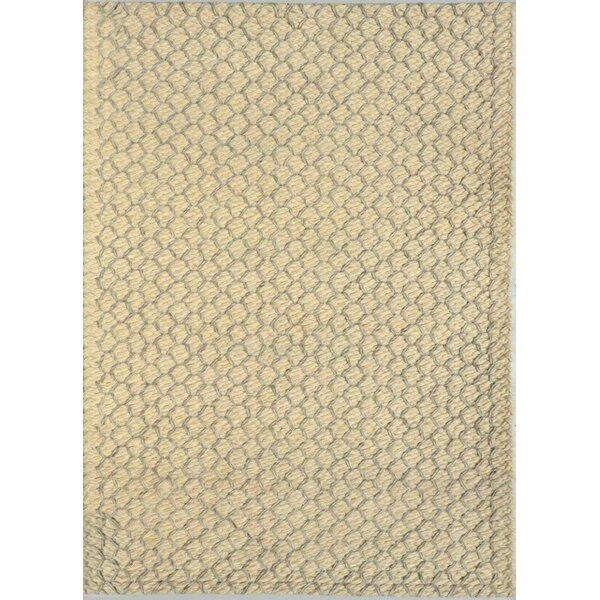 Sycamore Ivory Area Rug by Rosecliff Heights