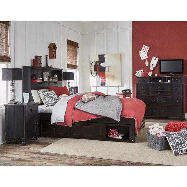 Miya Panel Configurable Bedroom Set by Harriet Bee