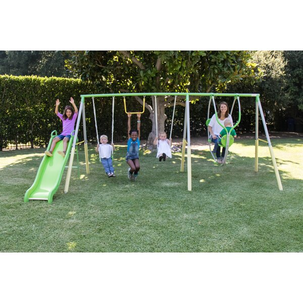 Spring Breeze Me and My Toddler Swing Set by Sportspower