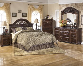 Fredrick Panel Configurable Bedroom Set by Astoria Grand