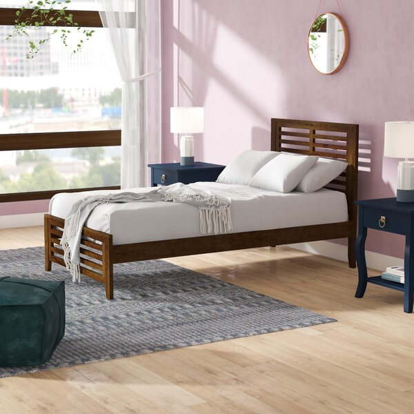 Bellana Twin Platform Bed by Mack & Milo