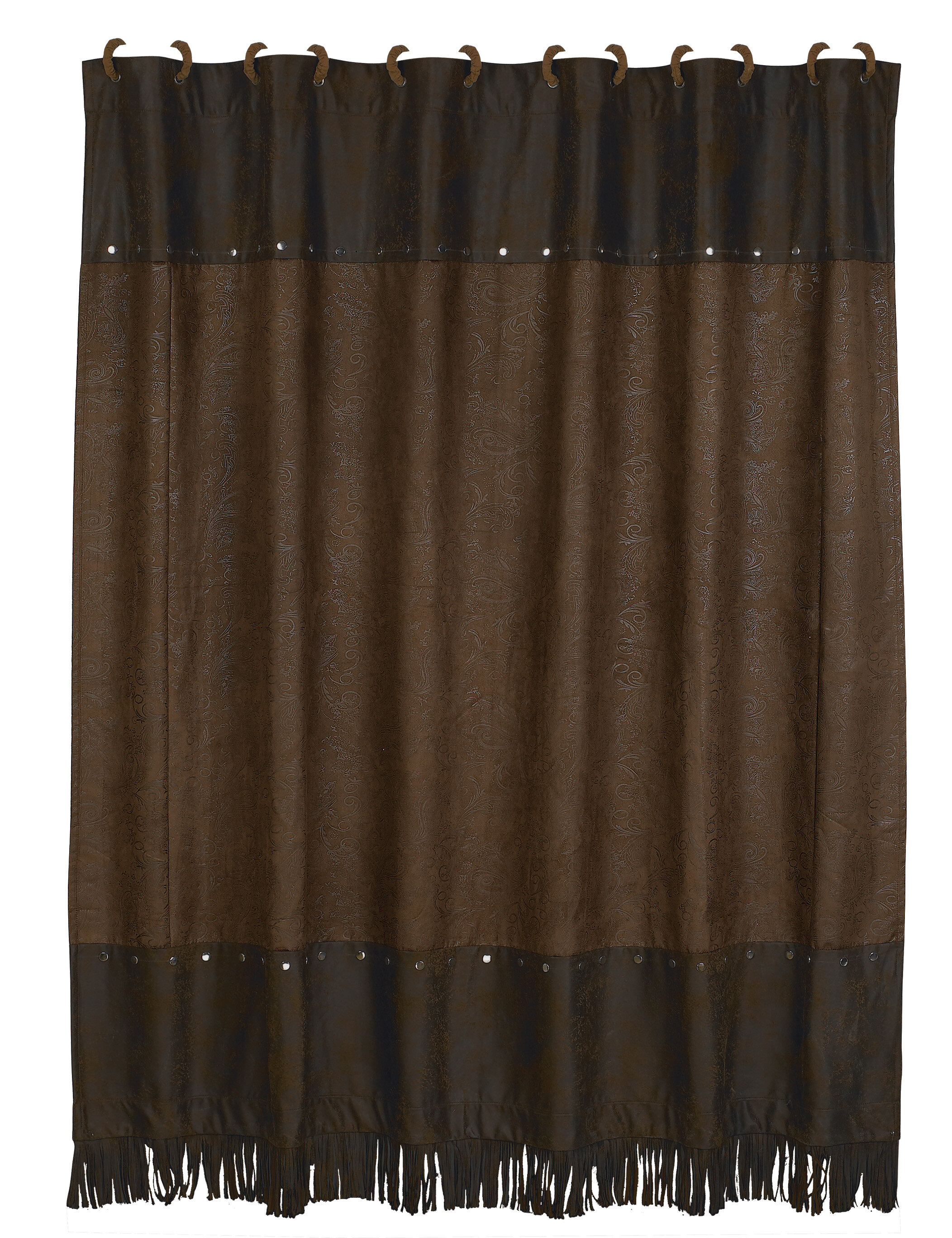 Loon Peak Myles Shower Curtain Single Wayfair