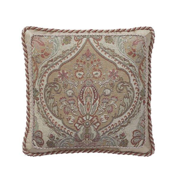 Birmingham Throw Pillow by Croscill Home Fashions
