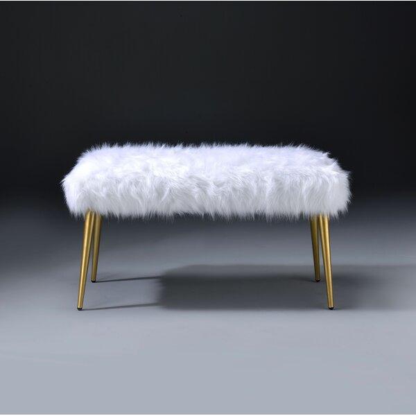 Anley Upholstered Bench by Mercer41 Mercer41