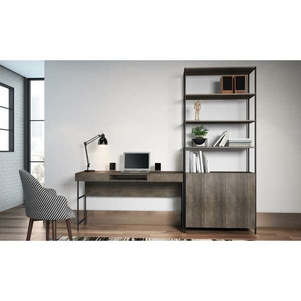 Blue Point 2 Piece Desk Office Suite by Foundry Select