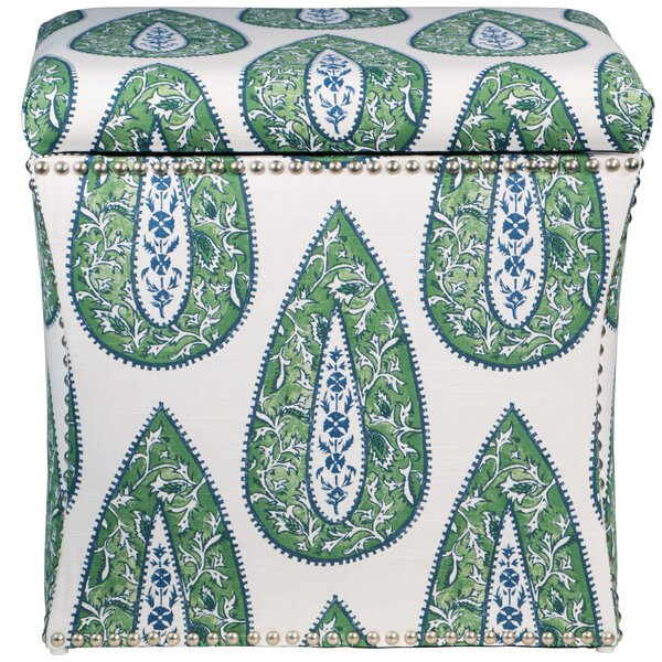 Chung Storage Ottoman By Bungalow Rose