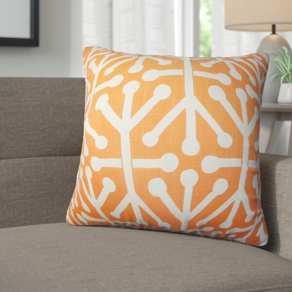 Zaniyah Geometric Cotton Throw Pillow (Set of 2) by Corrigan Studio