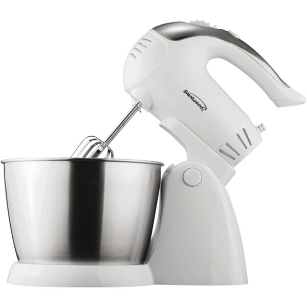 5 Speed Stand Mixer by Brentwood Appliances