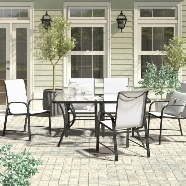 Shropshire 7 Piece Patio Dining Set by Sol 72 Outdoor