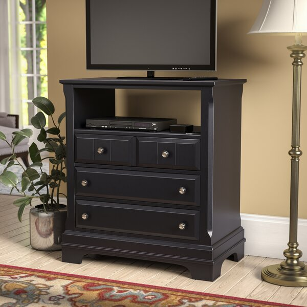 Marquardt 2 Drawer Media Chest by Darby Home Co