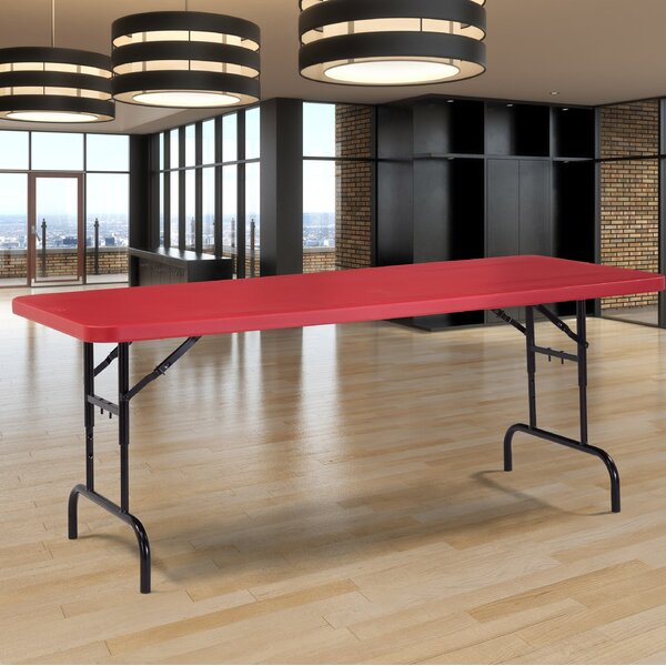 72 Rectangular Folding Table by National Public Seating