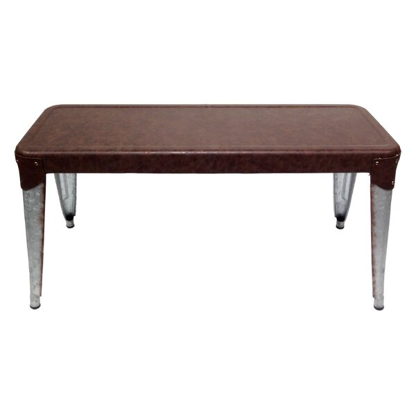 Masam Upholstered Bench by Gracie Oaks