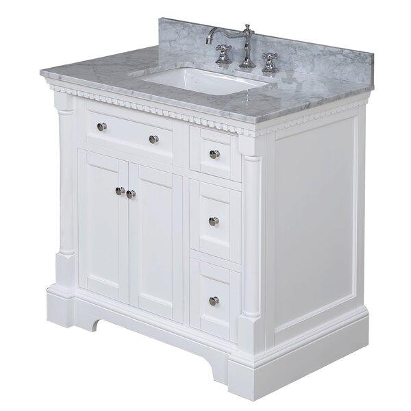 Sydney 36 Single Bathroom Vanity Set by Kitchen Bath Collection