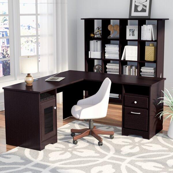 Hillsdale 2-Piece L-Shape Desk Office Suite by Red Barrel Studio