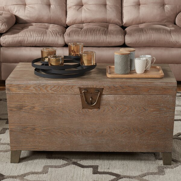Pedro Trunk Coffee Table by Loon Peak