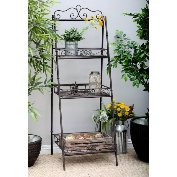 3 Tier Ladder Bookcase by Cole & Grey
