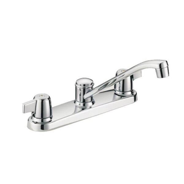 Double Handle Kitchen Faucet by AA Warehousing AA Warehousing