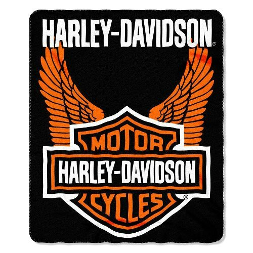 Harley Fleece Throw by Northwest