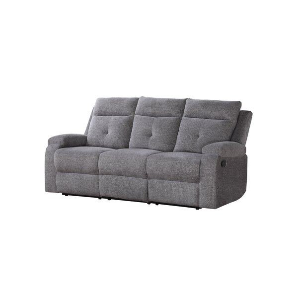 Discover The Latest And Greatest Rolfe Reclining Sofa by Red Barrel Studio by Red Barrel Studio
